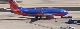 Southwest 737 in #PHX