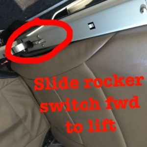 Southwest Isle seat trick